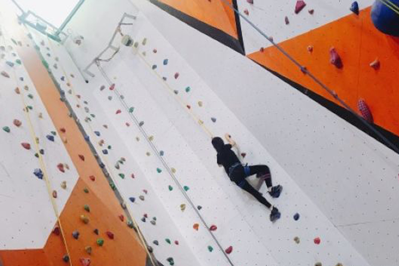 Yanwu Space Rockclimbing Center