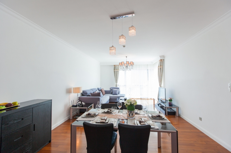 Rm 6 49J Shimao Riviera Garden High Floor Apt For Rent