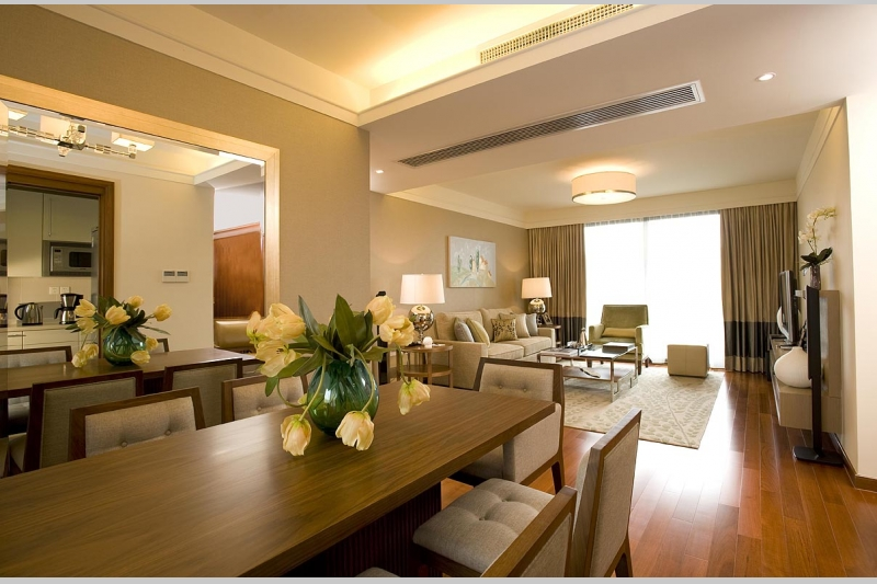 Lanson Place Jin Qiao 2-bedroom