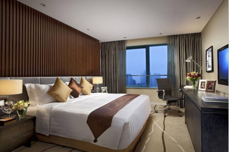 Ascott Huaihai 3-Bedroom Premier