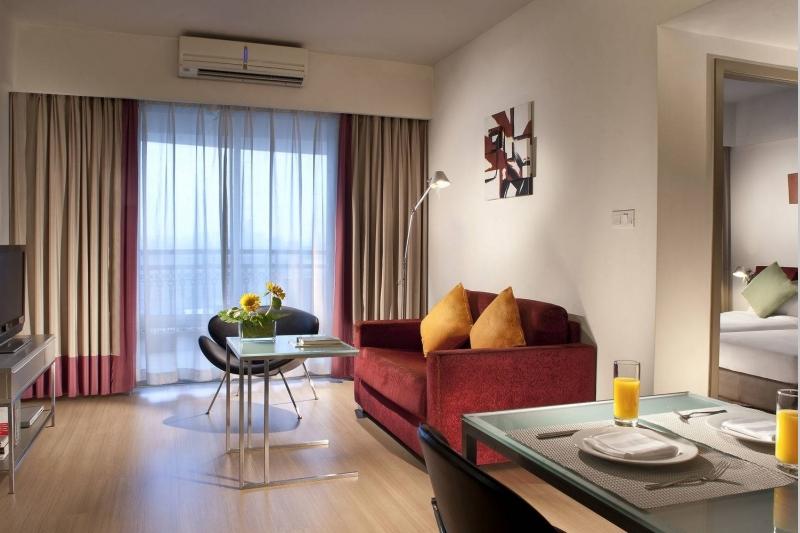 Citadines Biyun 2-Bedroom Deluxe