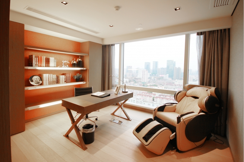 Kerry Residence Jing An 3-Bedroom
