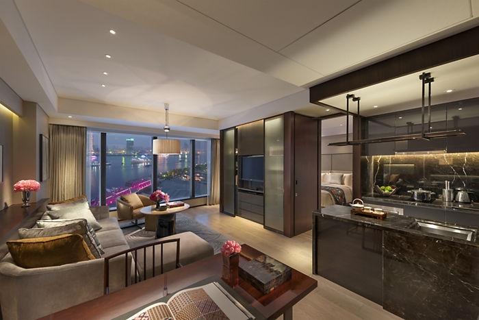 Mandarin Oriental One Bedroom Executive Apartment
