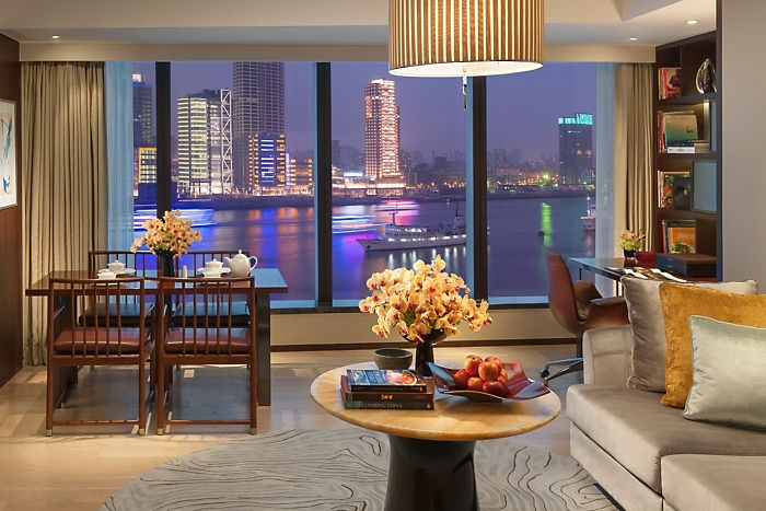 Mandarin Oriental Three Bedroom Apartment