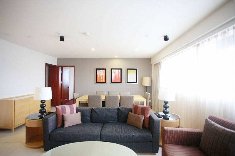 Oakwood Residence Shanghai 2-bedroom Excutive