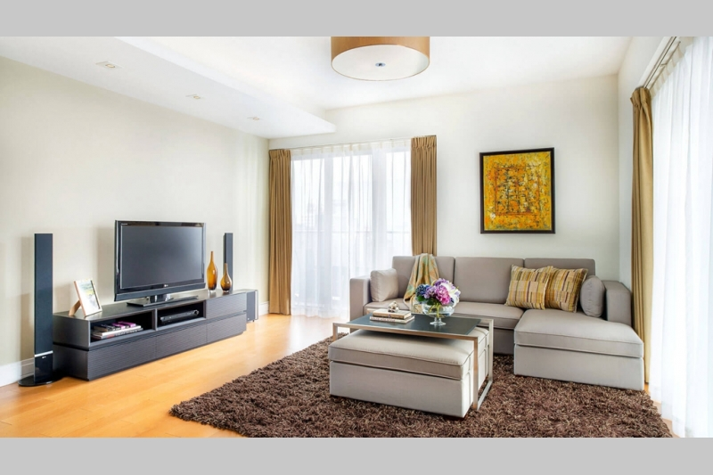 Shama Xujiahui 3-bedroom Excutive