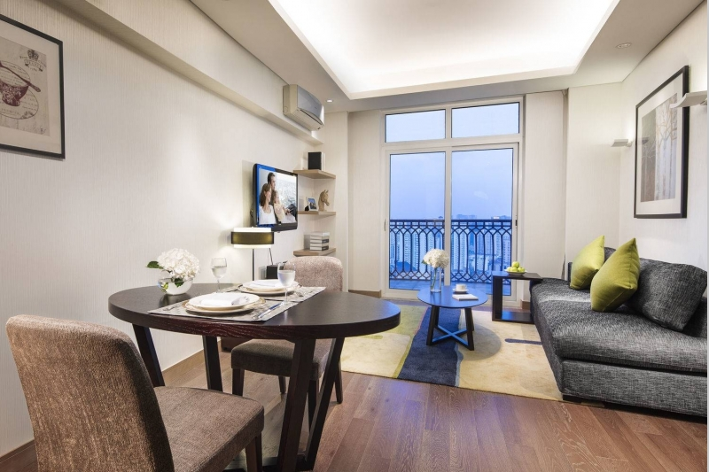 Somerset Xuhui 1-Bedroom Executive