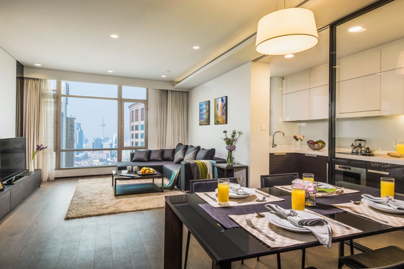 Times Square Apartment One Bedroom