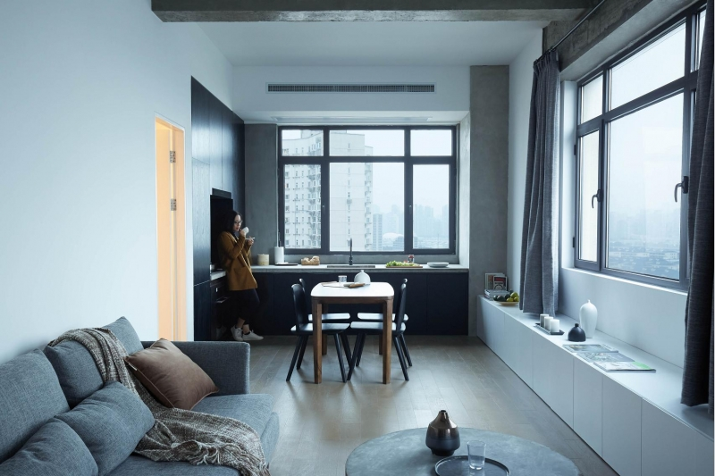 Base Living Pusan 1 Bedroom