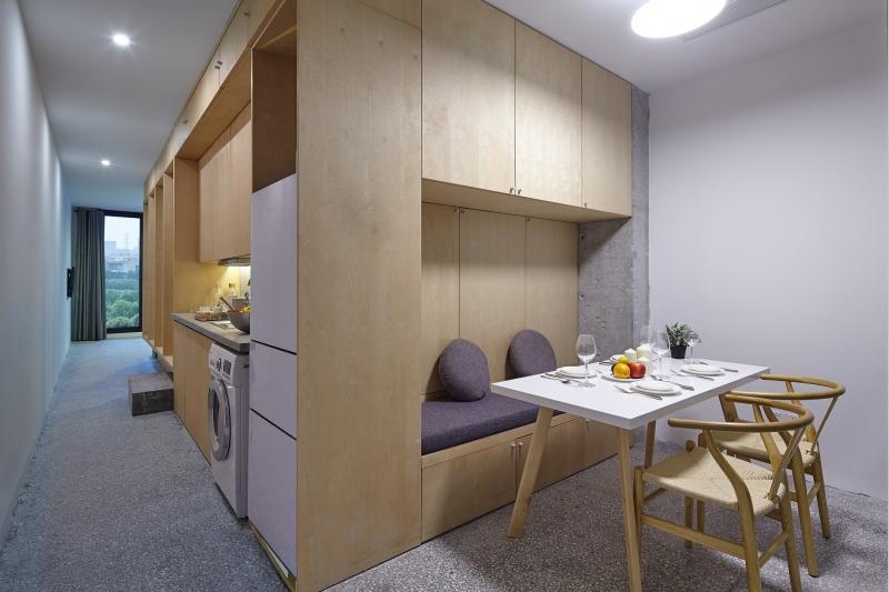 Base Living Zhangjiang 1 Bedroom