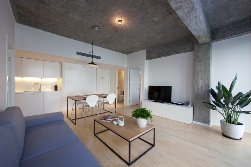 Base Living Shiziwan 2 Bedroom