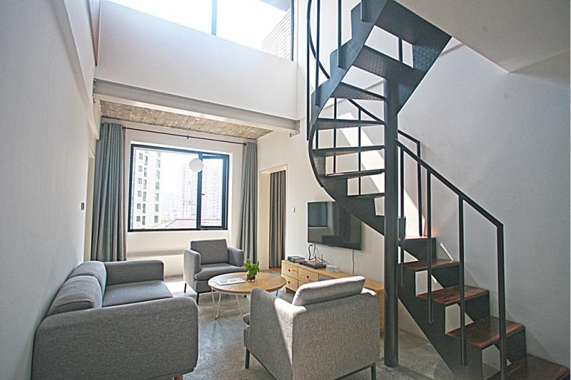 Base Living Songyuan 2 Bedroom Duplex