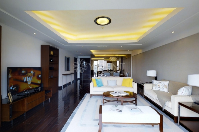 Lanson Place Jin Lin Tian Di 3 Bedroom Apartment