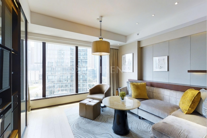 Mandarin Oriental One Bedroom Apartment