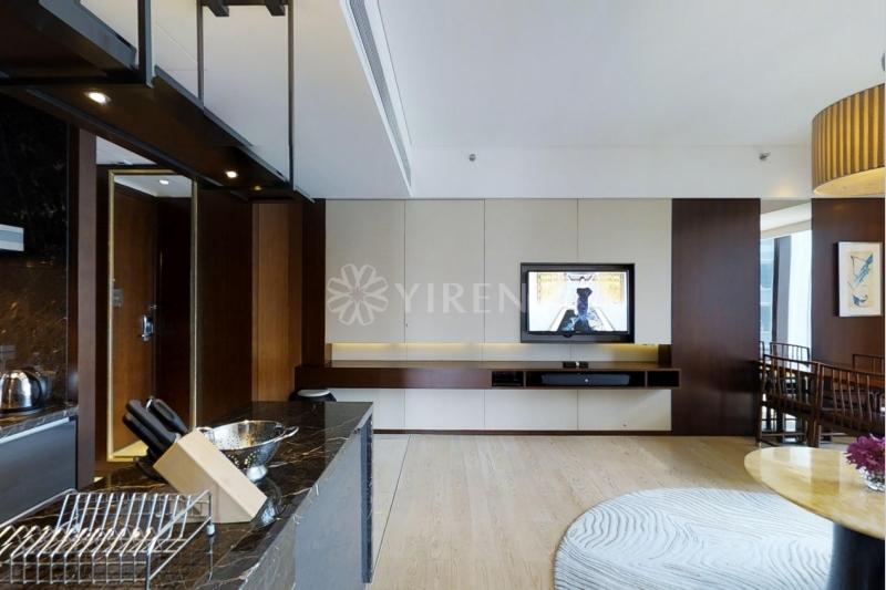 Mandarin Oriental Two Bedroom Apartment