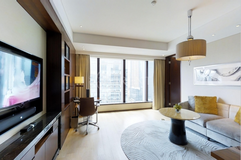 Mandarin Oriental Two Bedroom Apartment