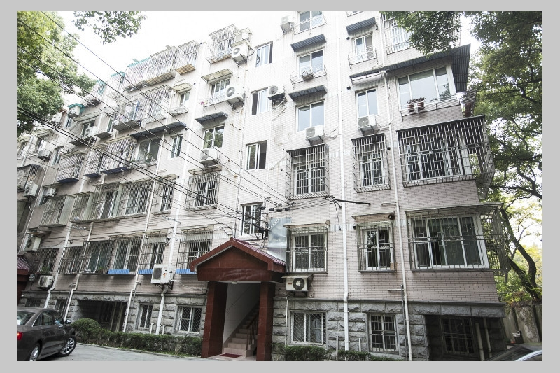 Old Apartment on Huaihai M Rd