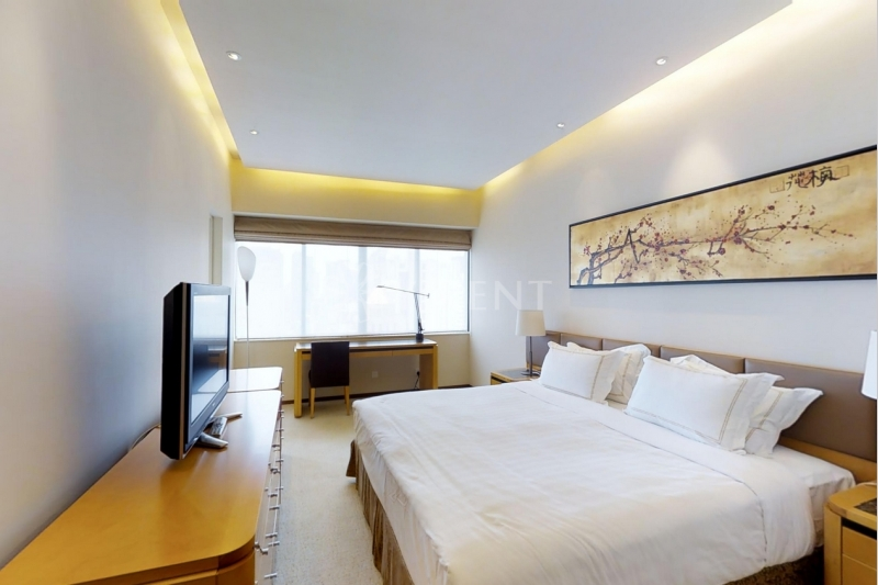 Shanghai Centre One Bedroom + Study