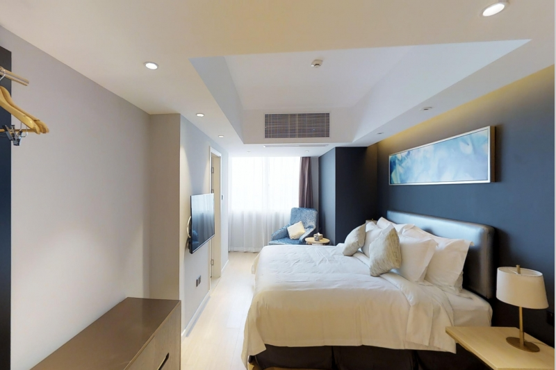 Rm 2603 Ten66 Serviced Residence Managed by Supercity