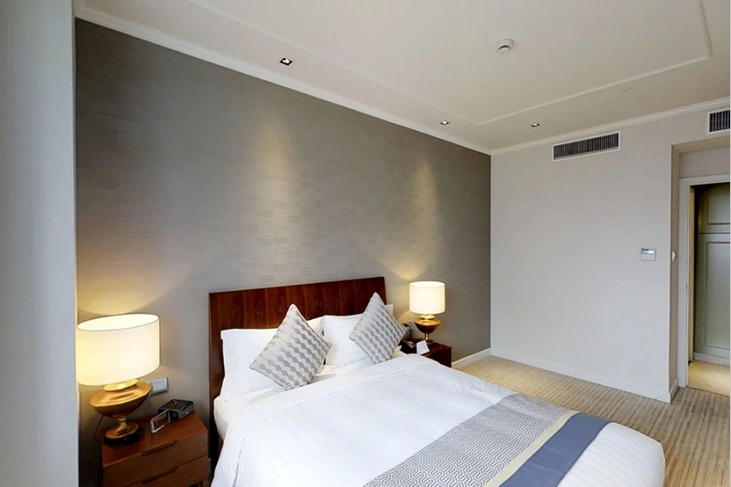 Rm 908 Green Court Serviced Apartment People's Square-1 Bedroom