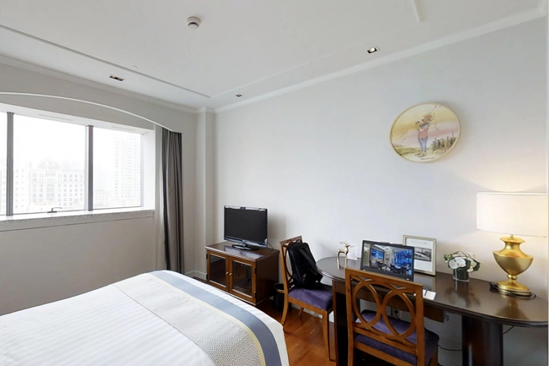 Rm 907 Green Court Serviced Apartment People's Square-Studio
