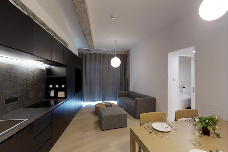 Base Living Fuxing Two Bedroom Apartment