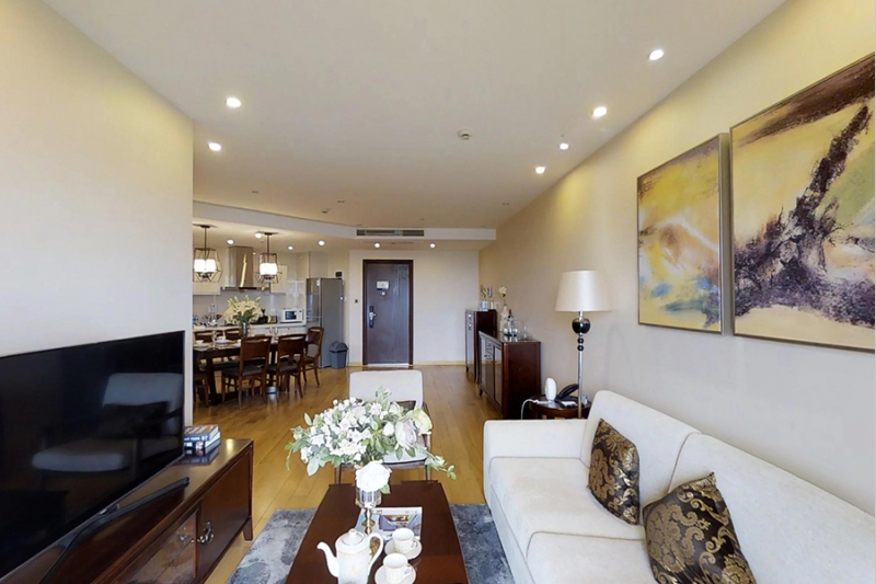 Rm 1905 Green Court Residence Jinqiao Diamond Court