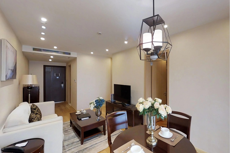Rm 1902 Green Court Residence Jinqiao Diamond Court