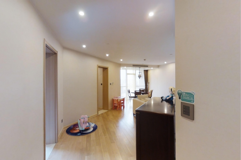 Rm 1108 Green Court Residence Jinqiao Diamond  Family Suite (Girl)