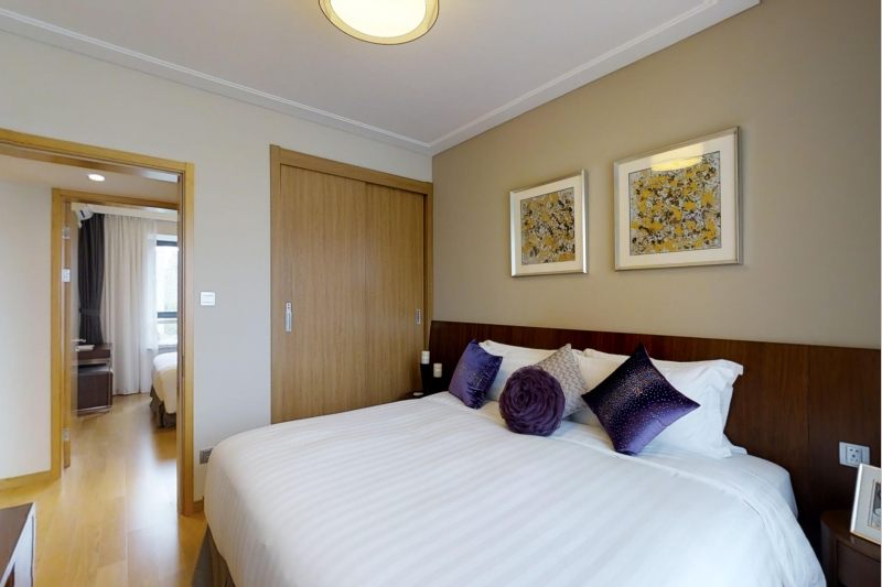 Rm 9-401 Green Court Place Middle Ring Shanghai