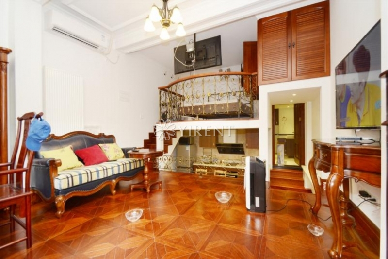 Newly Renovated Lane House on Fuxing M Rd with Floor Heating and Wall Heating