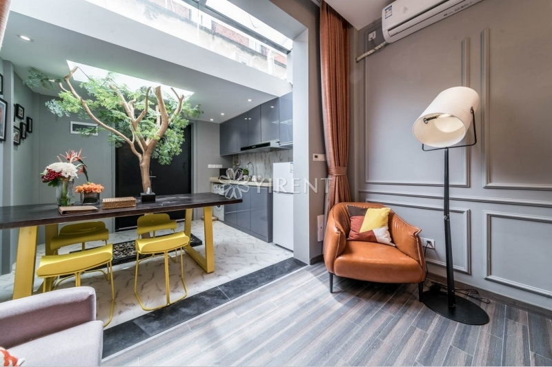 Old Lane House on Yongjia Rd with Floor Heating