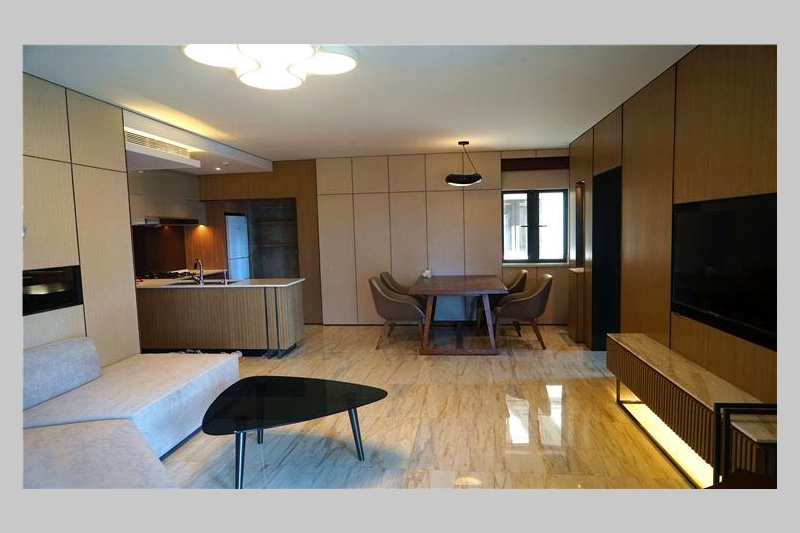 park lane 2 bedrooms apt for rent, M/L2,11 Jiangsu Road Station